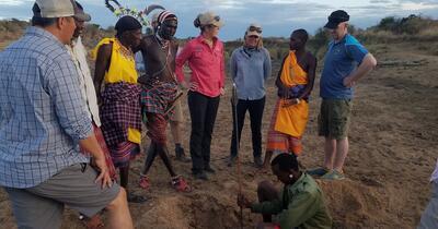 Susan Garey Global Focus Programme: African Soils