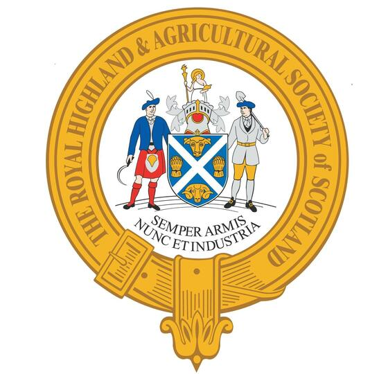 The Royal Highland and Agricultural Society Logo