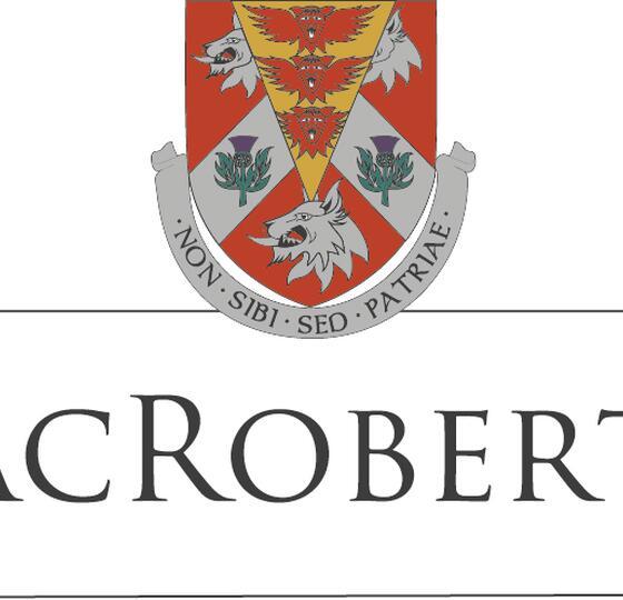The MacRobert Trust Logo