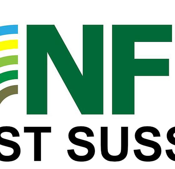 NFU EAST SUSSEX logo