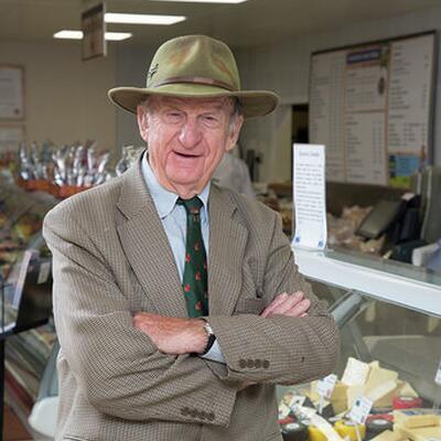 Alan Beckett