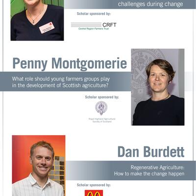 Nuffield mini conference poster